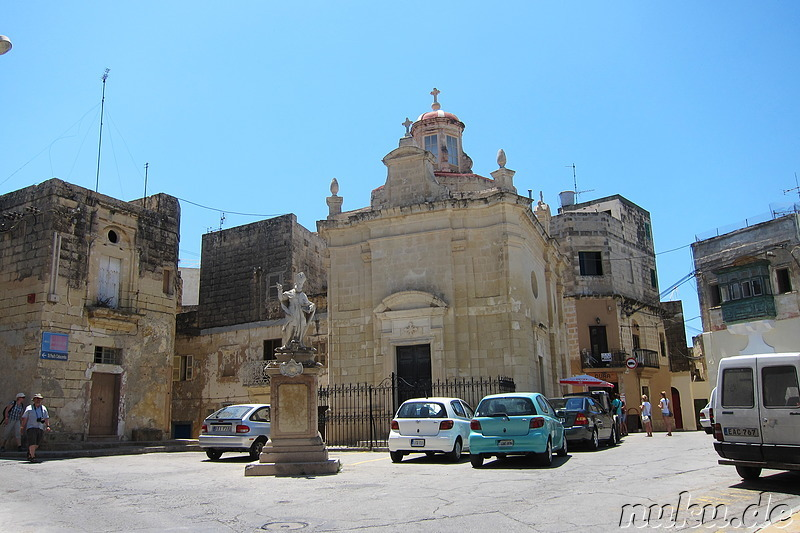 St Paul's Church am Misrah il-Parrocca in Rabat, Malta