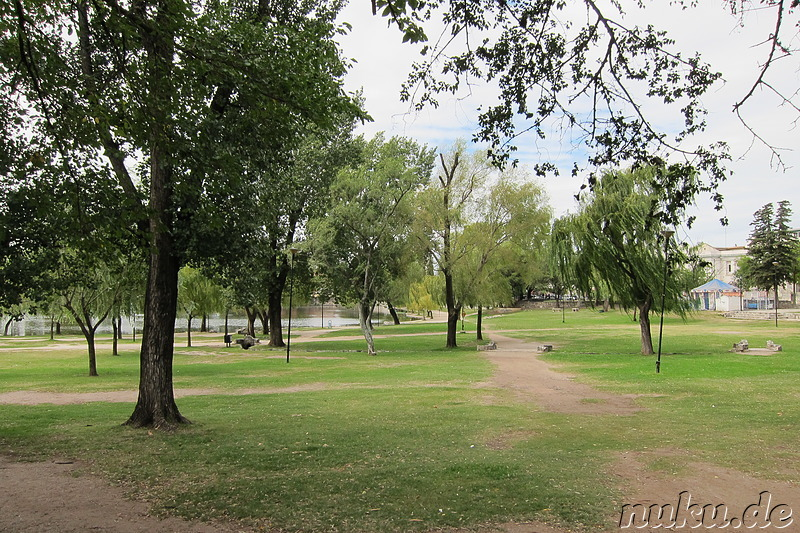 Tajamar Lake Park in Alta Gracia, Argentinien