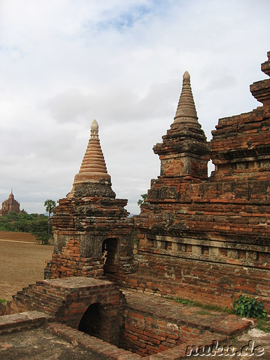 Tha Gyar Hit - Tempel in Bagan, Myanmar