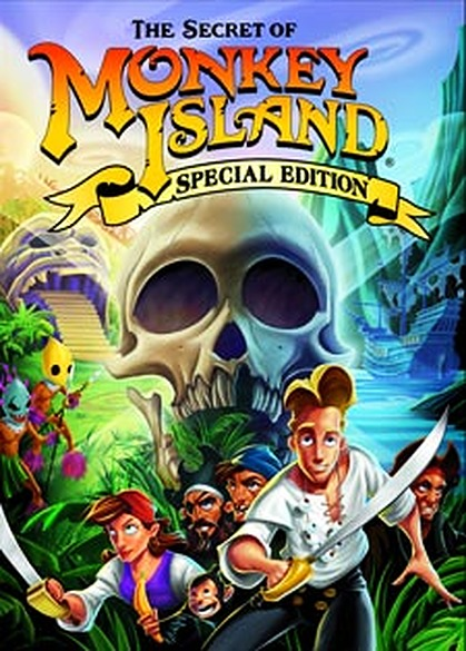 The Secret of Monkey Island(Special Edition), Quelle: joystiq.com