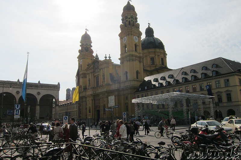 Theatinerkirche St Kajetan in München