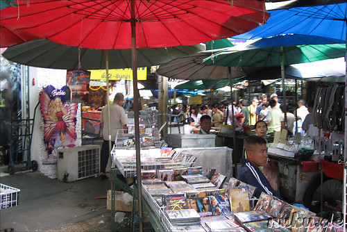 Thieves Market in Chinatown, Bangkok, Thailand