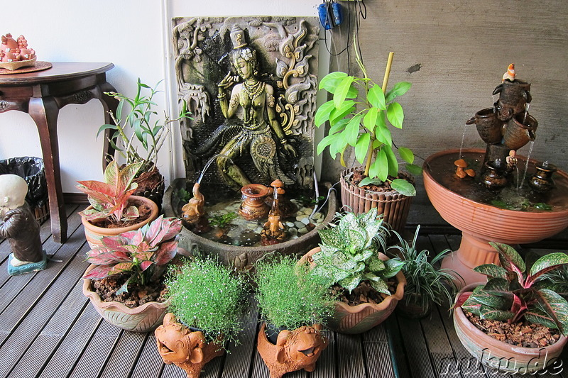 Top Garden Boutique Guesthouse in Chiang Mai, Thailand
