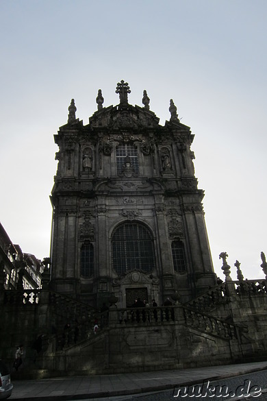 Torre dos Clerigos in Porto, Portugal