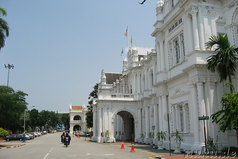 Town Hall, George Town, Pulau Penang, Malaysia