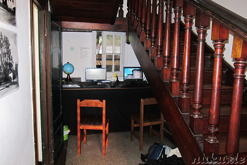 Unplugged Hostel in Montevideo, Uruguay