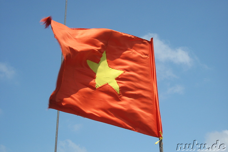 Vietnamesische Nationalflagge