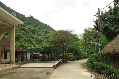 Vietnamesisches Dorf