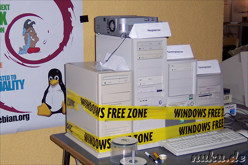 windows free zone