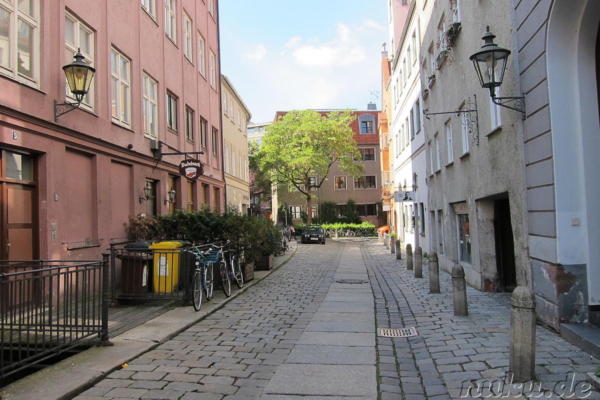 Augsburg, Bayern, Deutschland, Westeuropa
