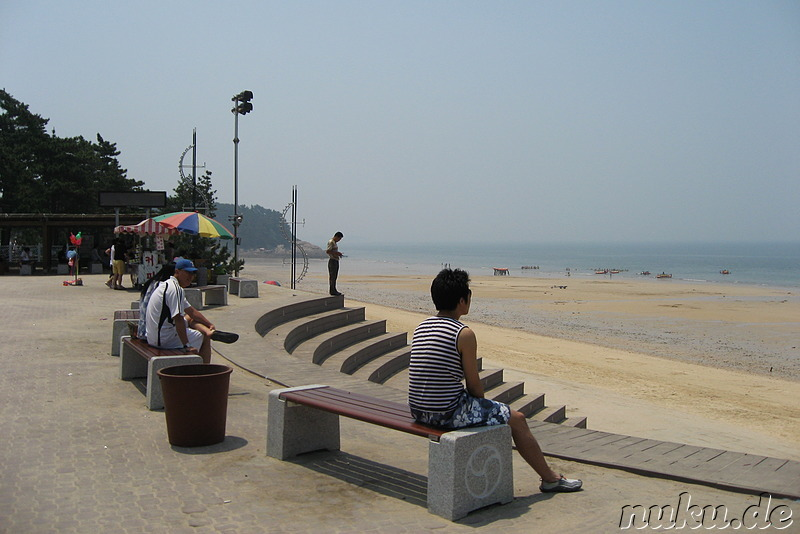 Am Daecheon Strand