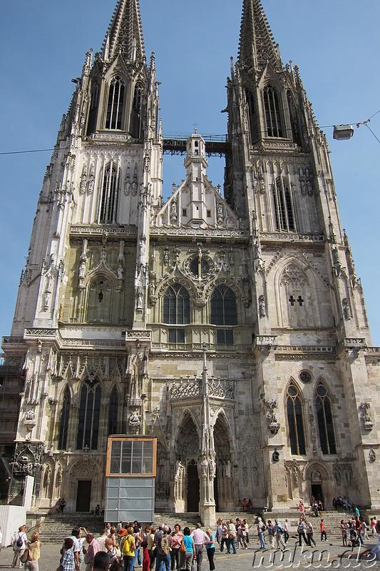 Dom Regensburg Führung