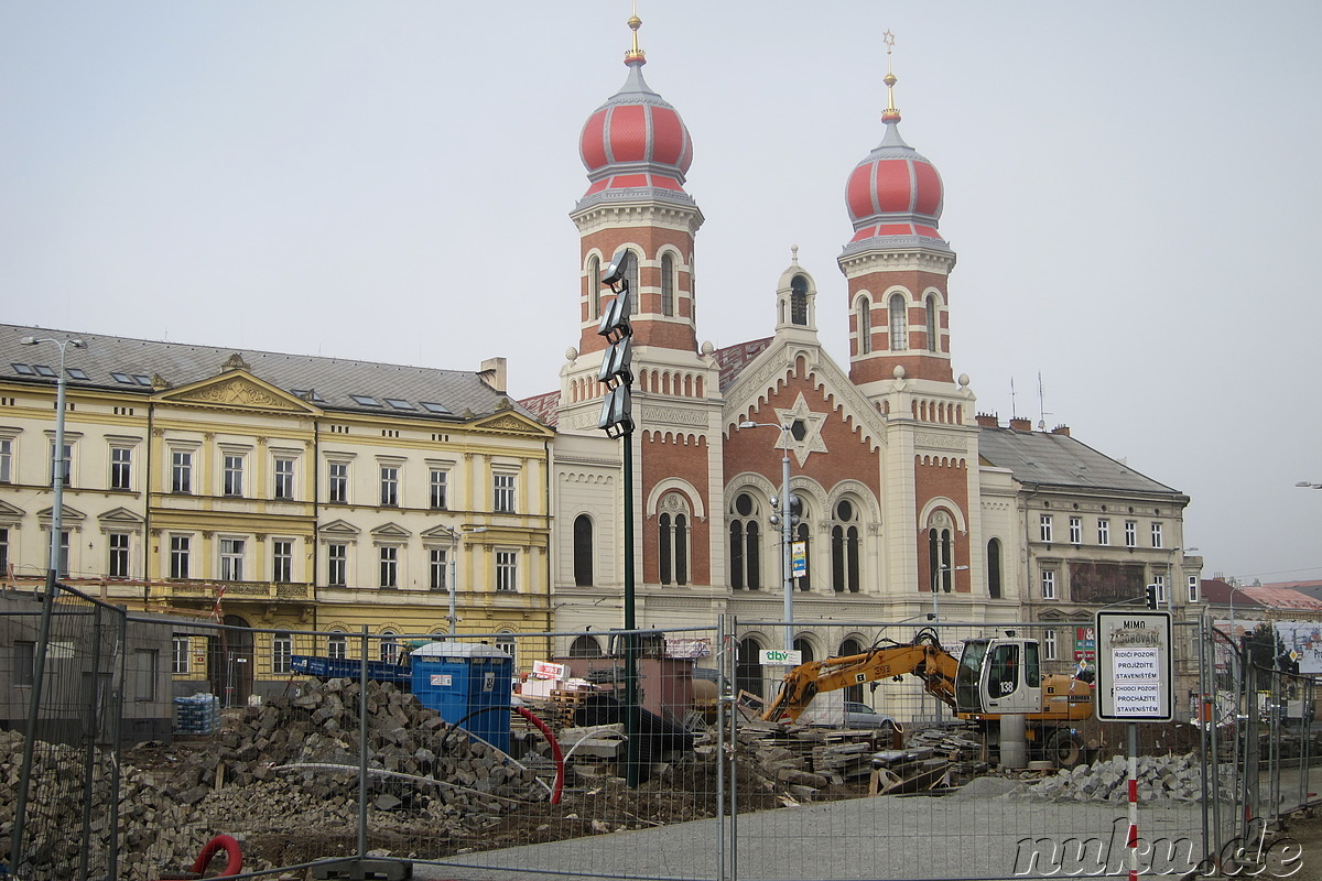 Tschechien Blog - Reis...U Mansfelda