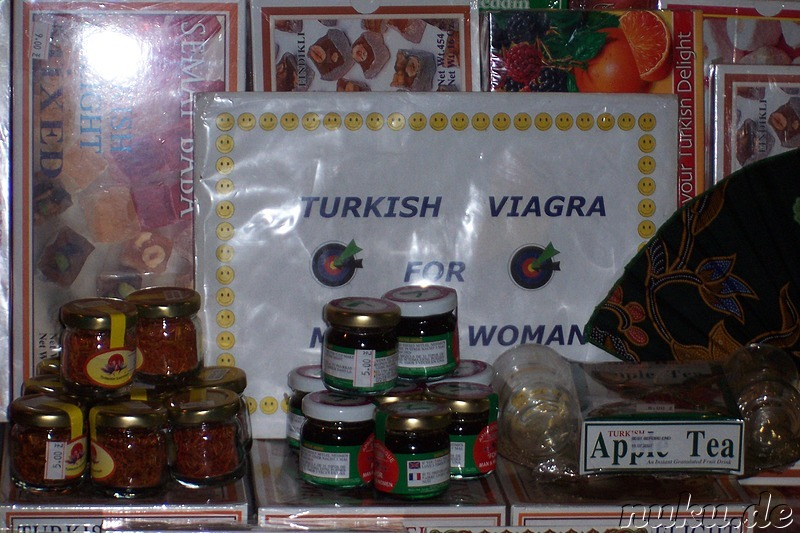 Grosser Basar - Turkish Viagra for Man and Woman.. lol