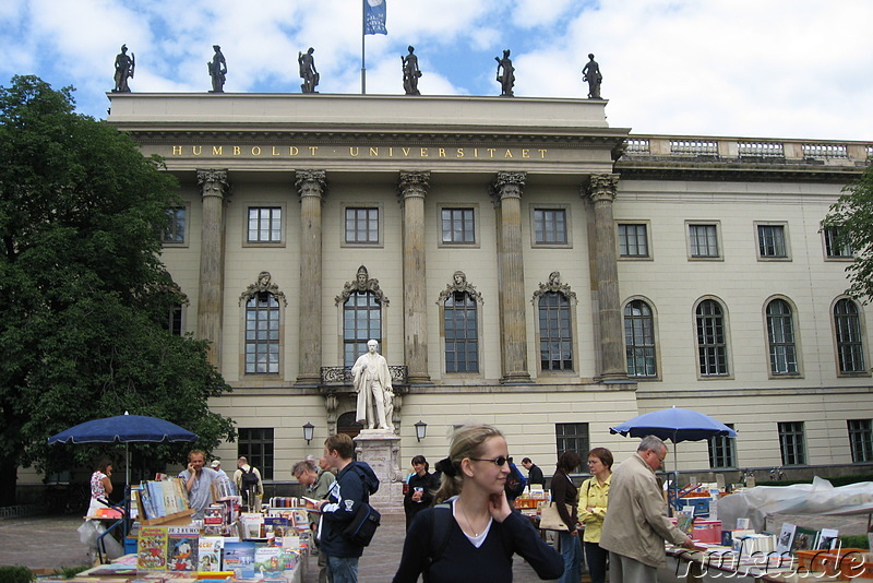 Humboldt Universität, Berlin