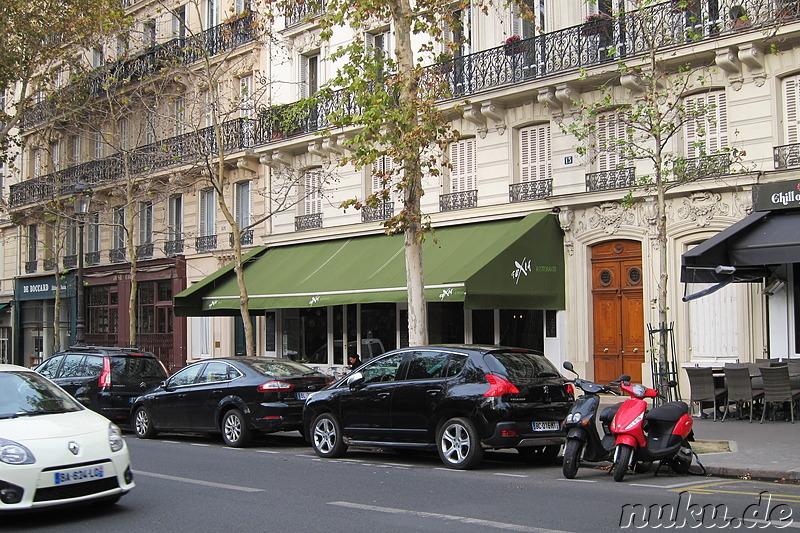 Paris frankreich reiseberichte fotos bilder blog for Cafe du jardin london