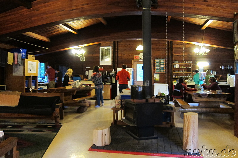 Jasper Wilderness Hostel in Jasper, Kanada