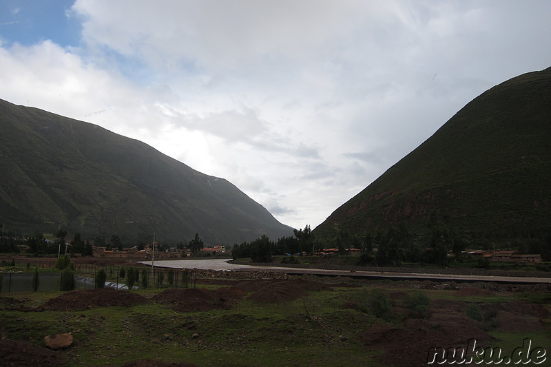 Landschaft in Peru