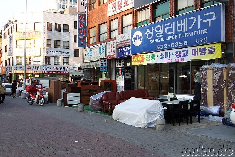 praktikum in korea 2005 praktikumsbericht seoul. Black Bedroom Furniture Sets. Home Design Ideas