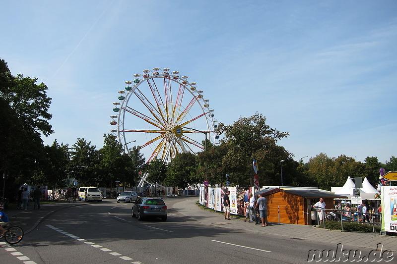 Volksfest Regensburg